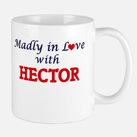 Madly in love with Hector Mugs