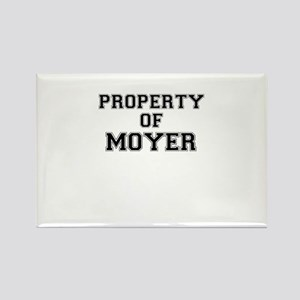 Property of MOYER Magnets