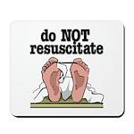 RESUSCITATE Mousepad