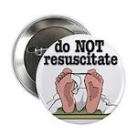 RESUSCITATE Button
