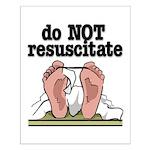 RESUSCITATE Small Poster