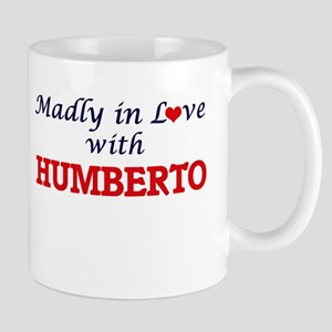 Madly in love with Humberto Mugs