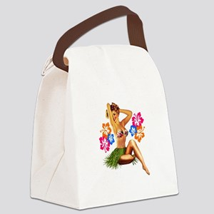 ISLANDS Canvas Lunch Bag