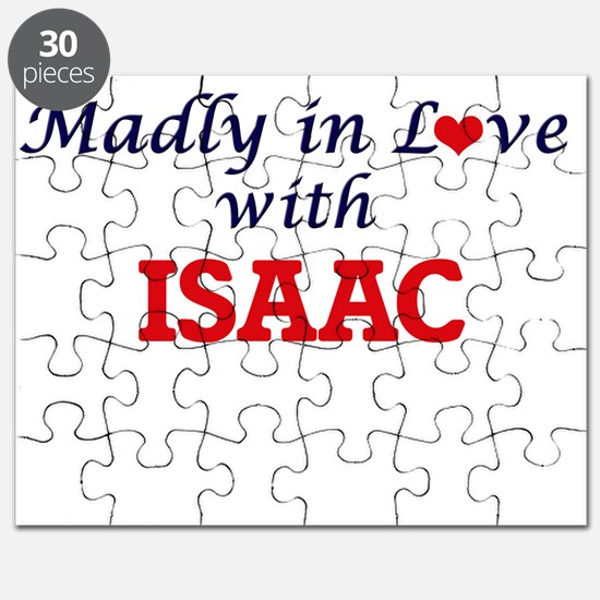 Madly in love with Isaac Puzzle