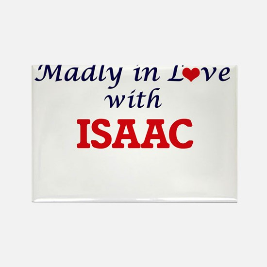 Madly in love with Isaac Magnets