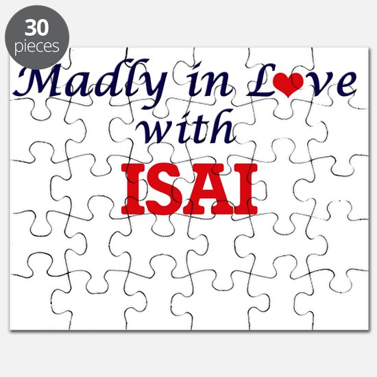 Madly in love with Isai Puzzle