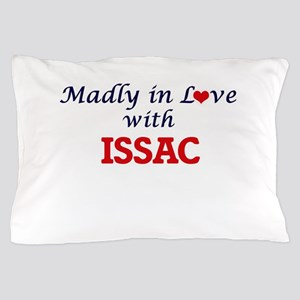 Madly in love with Issac Pillow Case