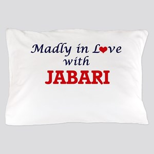 Madly in love with Jabari Pillow Case
