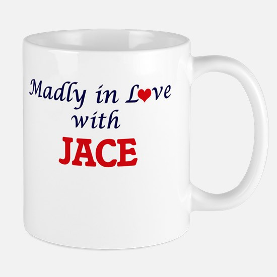 Madly in love with Jace Mugs