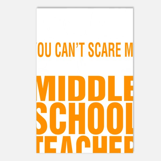Funny You cant a teacher Postcards (Package of 8)