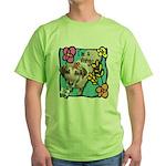 I'm a Virgo Green T-Shirt