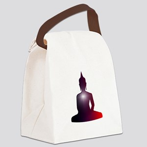 ENLIGHTENMENT Canvas Lunch Bag