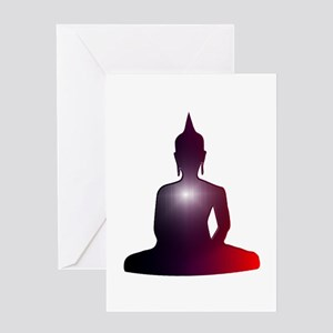 ENLIGHTENMENT Greeting Cards