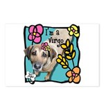 I'm a Virgo Postcards (Package of 8)