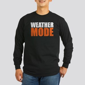 Weather design. Long Sleeve T-Shirt