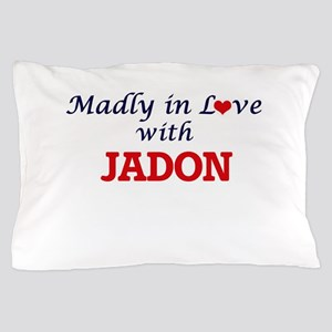 Madly in love with Jadon Pillow Case