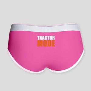 Funny Tractor Women's Boy Brief