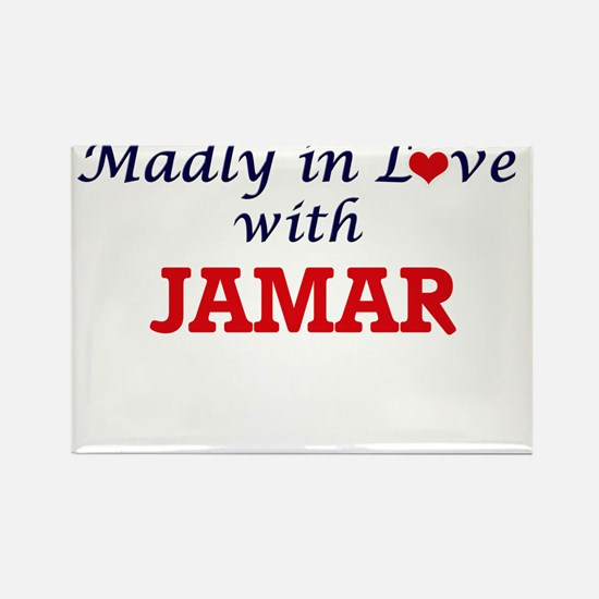Madly in love with Jamar Magnets