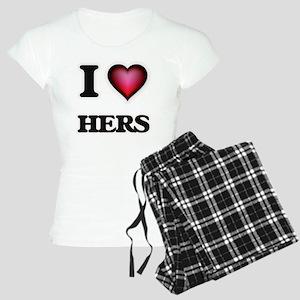 I love Hers Women's Light Pajamas