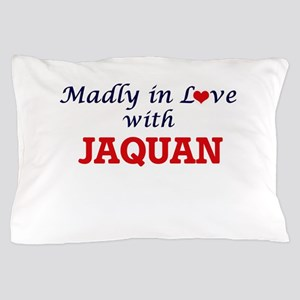 Madly in love with Jaquan Pillow Case