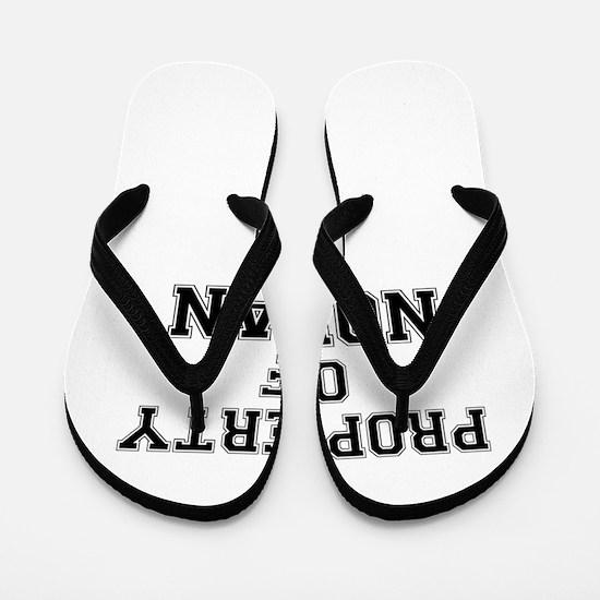 Property of NOLAN Flip Flops