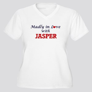 Madly in love with Jasper Plus Size T-Shirt