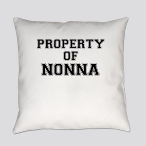 Property of NONNA Everyday Pillow