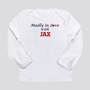 Madly in love with Jax Long Sleeve T-Shirt
