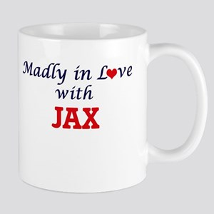 Madly in love with Jax Mugs