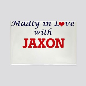 Madly in love with Jaxon Magnets