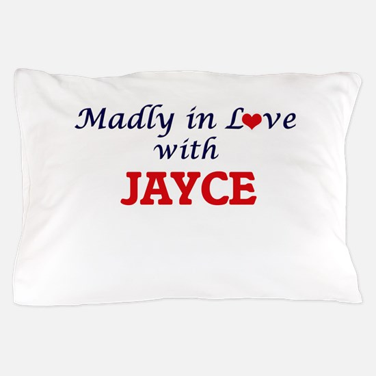 Madly in love with Jayce Pillow Case