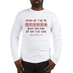 Pain of TJC Long Sleeve T-Shirt