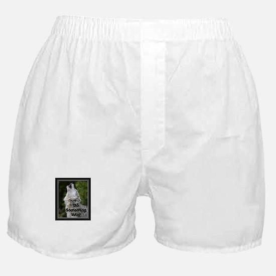 Do Something Wild Boxer Shorts