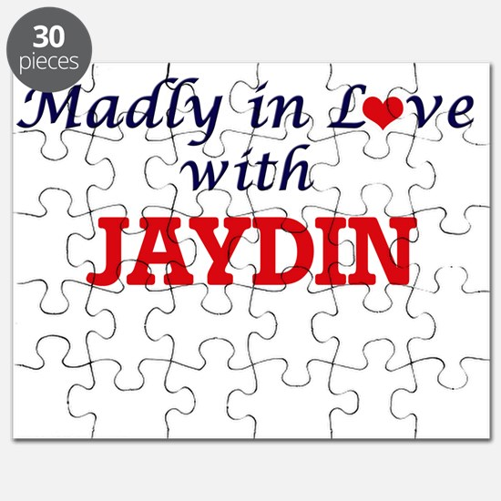 Madly in love with Jaydin Puzzle