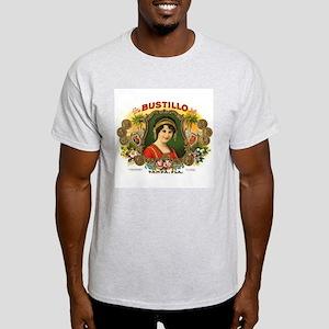 Bustillo Tampa Vintage Cigar  Light T-Shirt