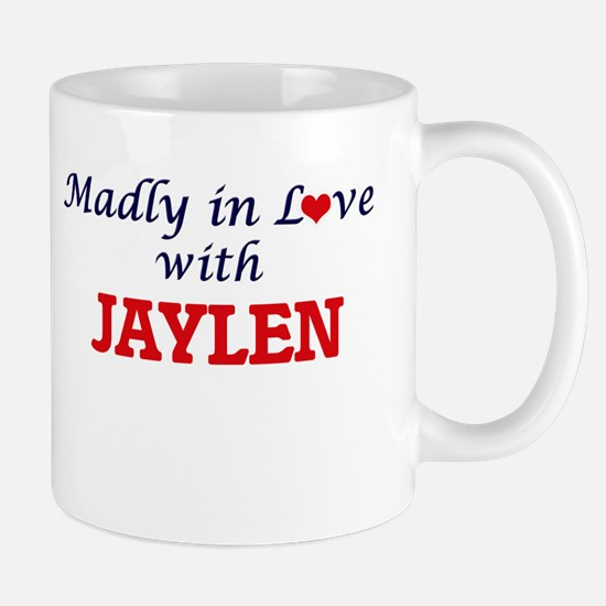 Madly in love with Jaylen Mugs