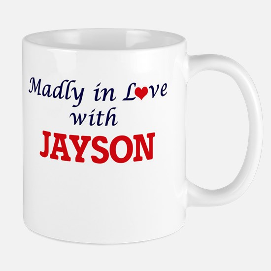 Madly in love with Jayson Mugs