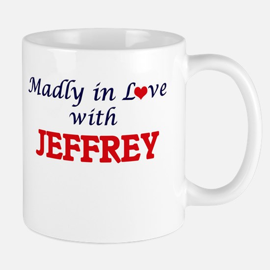 Madly in love with Jeffrey Mugs