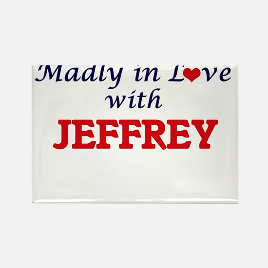 Madly in love with Jeffrey Magnets