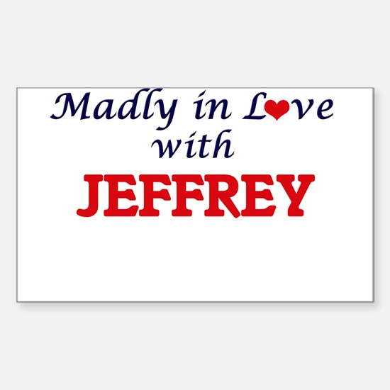 Madly in love with Jeffrey Decal