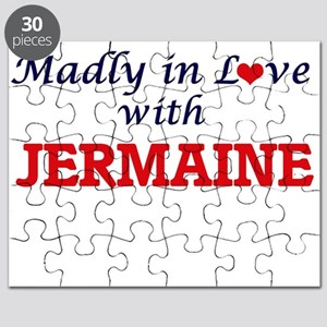 Madly in love with Jermaine Puzzle