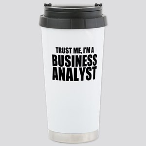 Trust Me, I'm A Business Analyst Travel Mug
