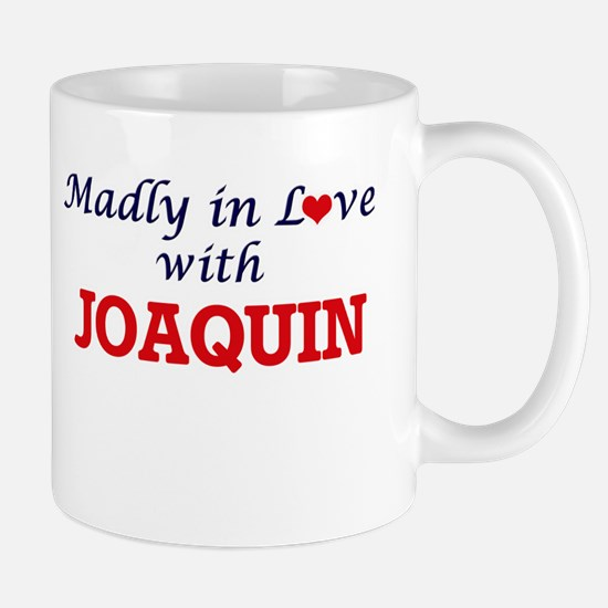 Madly in love with Joaquin Mugs