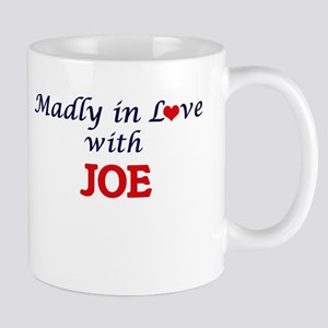 Madly in love with Joe Mugs