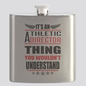 Its An Athletic Director Thing Flask