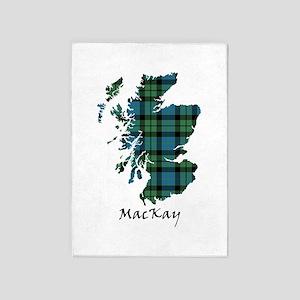 Map - MacKay 5'x7'Area Rug