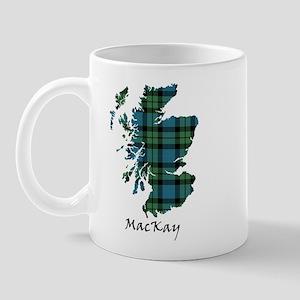 Map - MacKay Mug