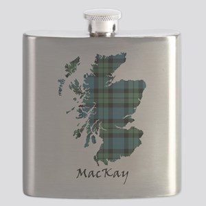 Map - MacKay Flask