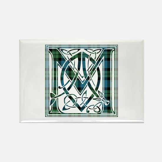 Monogram - MacKay Rectangle Magnet