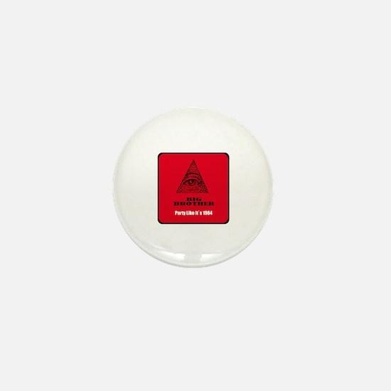 Cute Peeps Mini Button